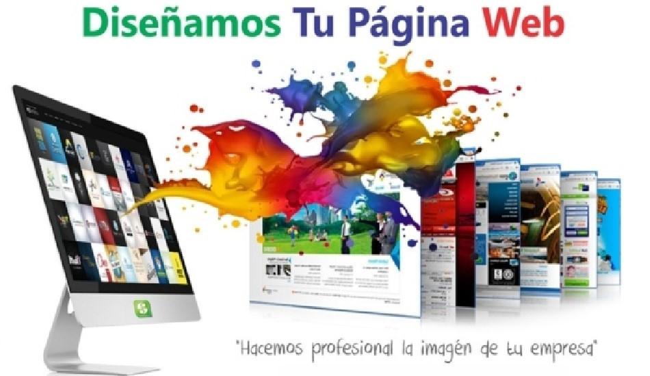 diseñamos tu pagina web