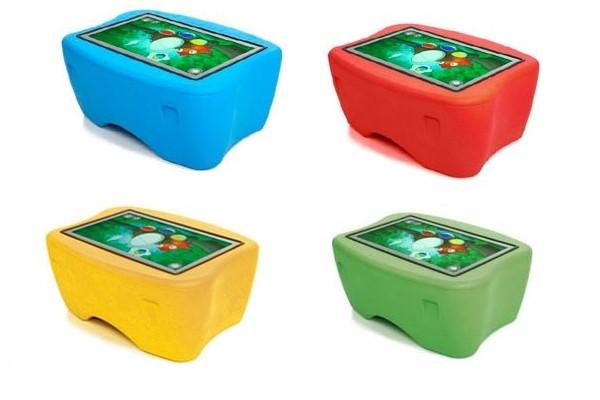 manico,mesa interactiva,infantil,