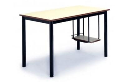 mesa profesor con soporte ordenador