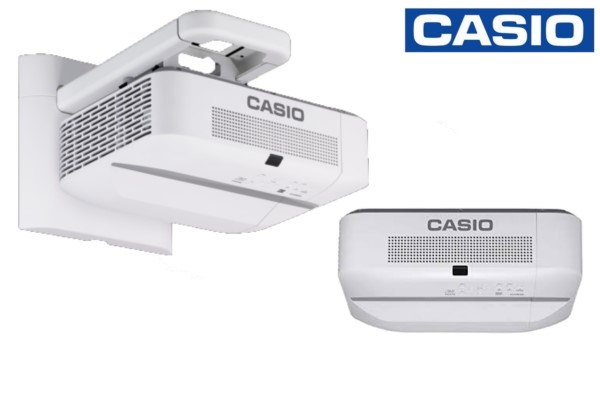proyector casio ultracorta led