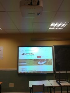 Casio XJV2 cambio sustitucion proyector