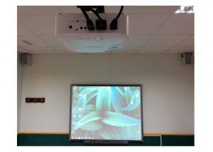Instalacion proyector casio xjv2