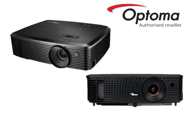 proyector optoma s321 larga distancia