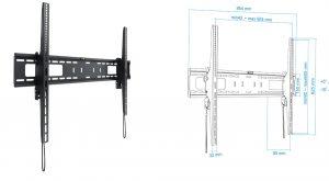 soporte monitor /tv LP42100T-B