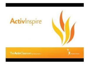 active inspire promethean