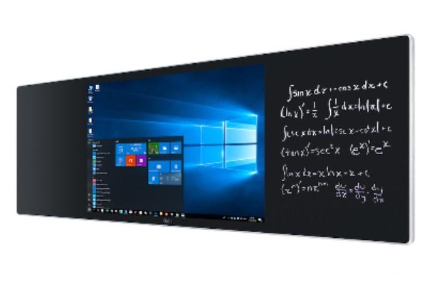 monitor,interactivo,largo,tinta liguida,tactil