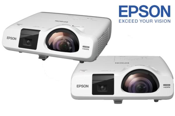 proyector epson eb536 win corta interactivo