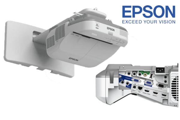 proyector epson eb685 WI ultracorta