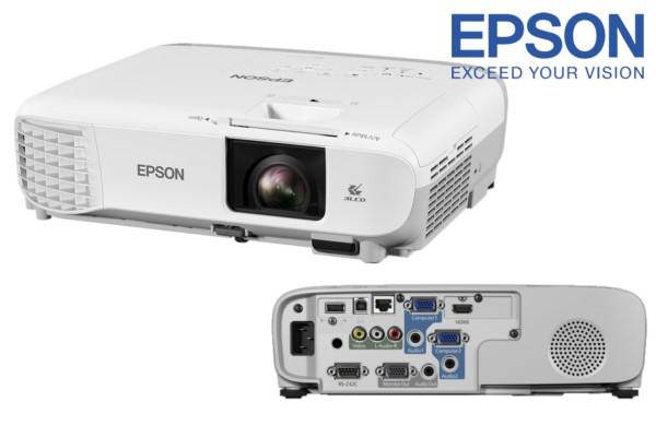 proyector epson eb-x39 larga distancia