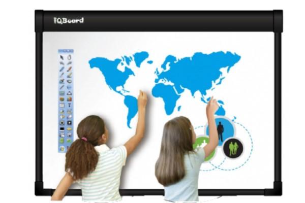 Pizarra digital Dvt Iqboard