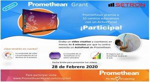 promethean grant monitor promethean