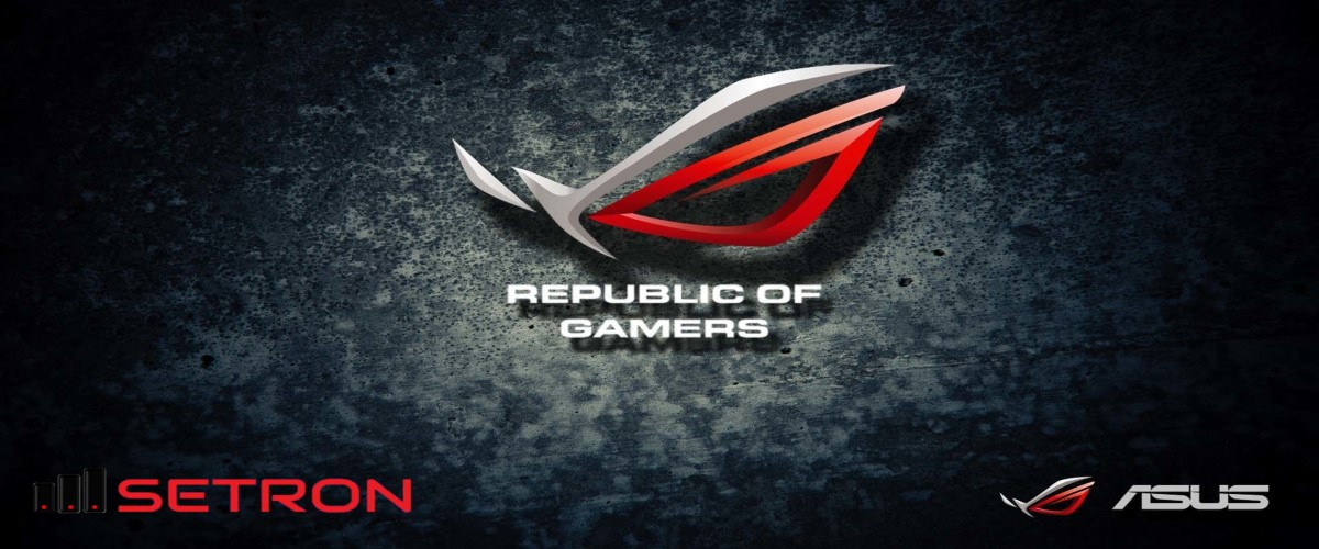 asus republic of games