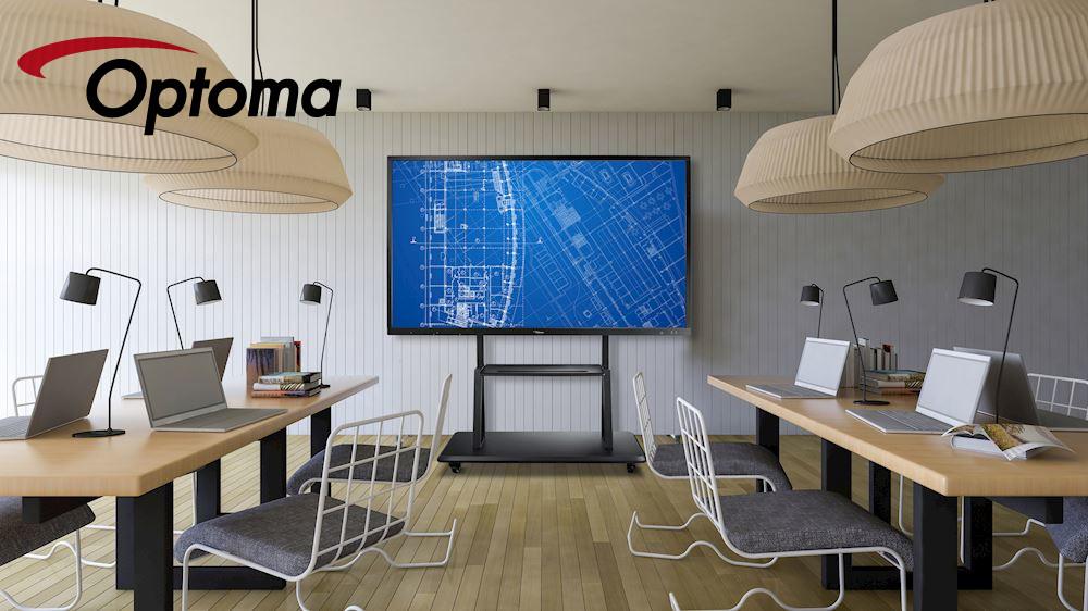 optoma,proyectores,panles,monitor,interactivo,tactil