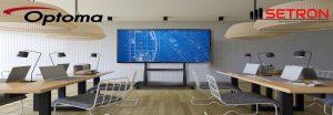 optoma,monitor,tactil,interactivo,proyectores,fabricante,calidad,precio