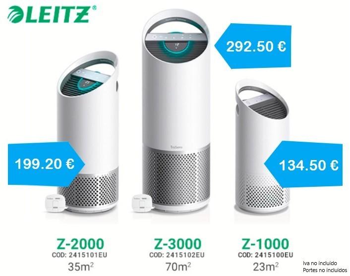 purificador de aire Leitz