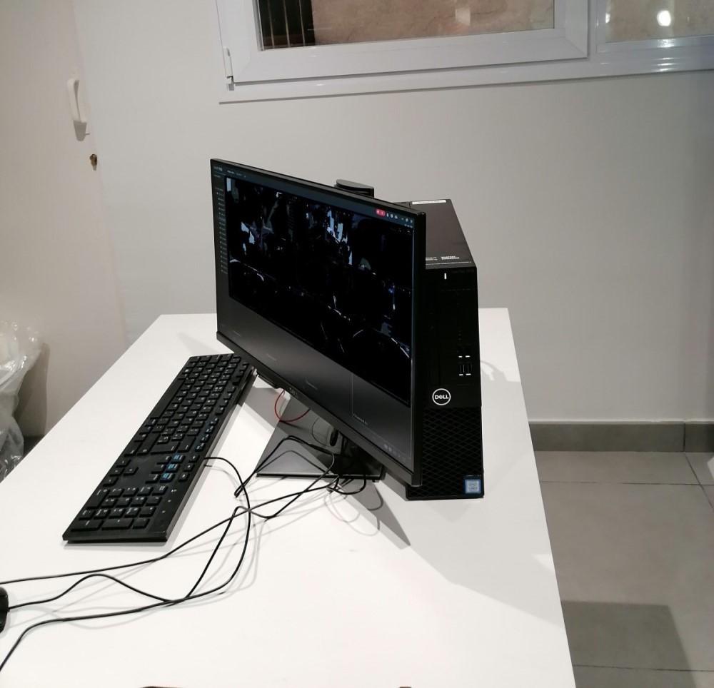 instalacion equipo Dell Opti 3070 SFF i5-9500 8G 256G W10P