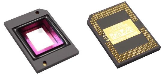 cambio del chip DMD