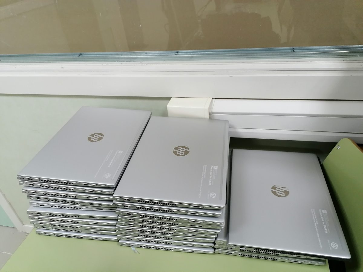 Preparando HP probook 440 G7