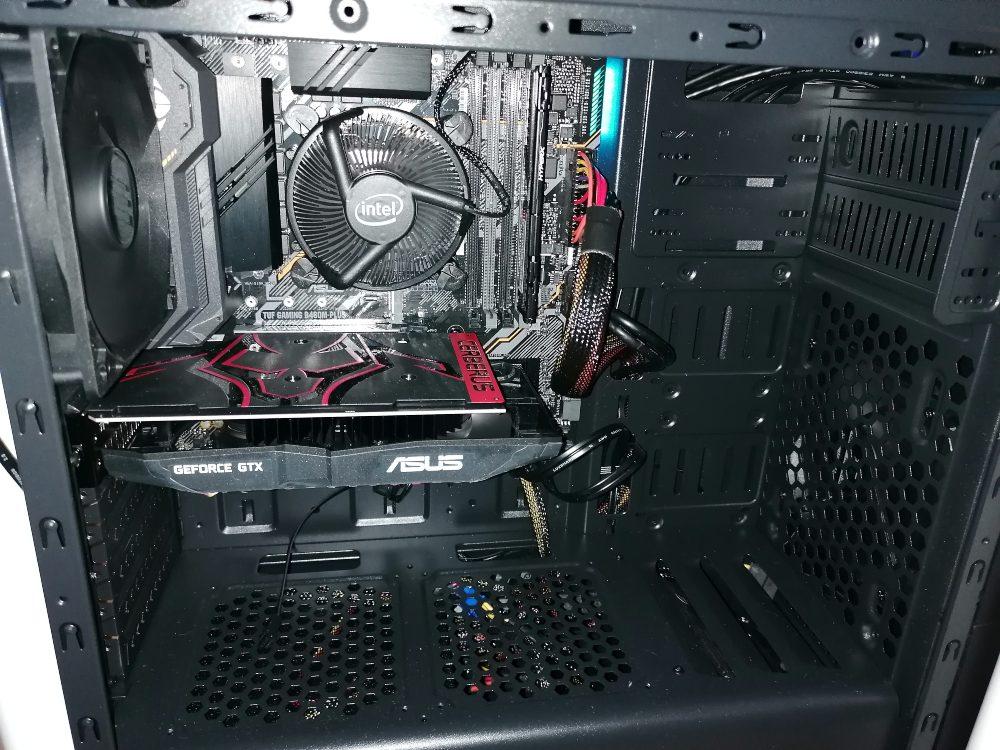 Equipo Gaming Setron Core I7 16 Gb RAM 4Gb Grafica