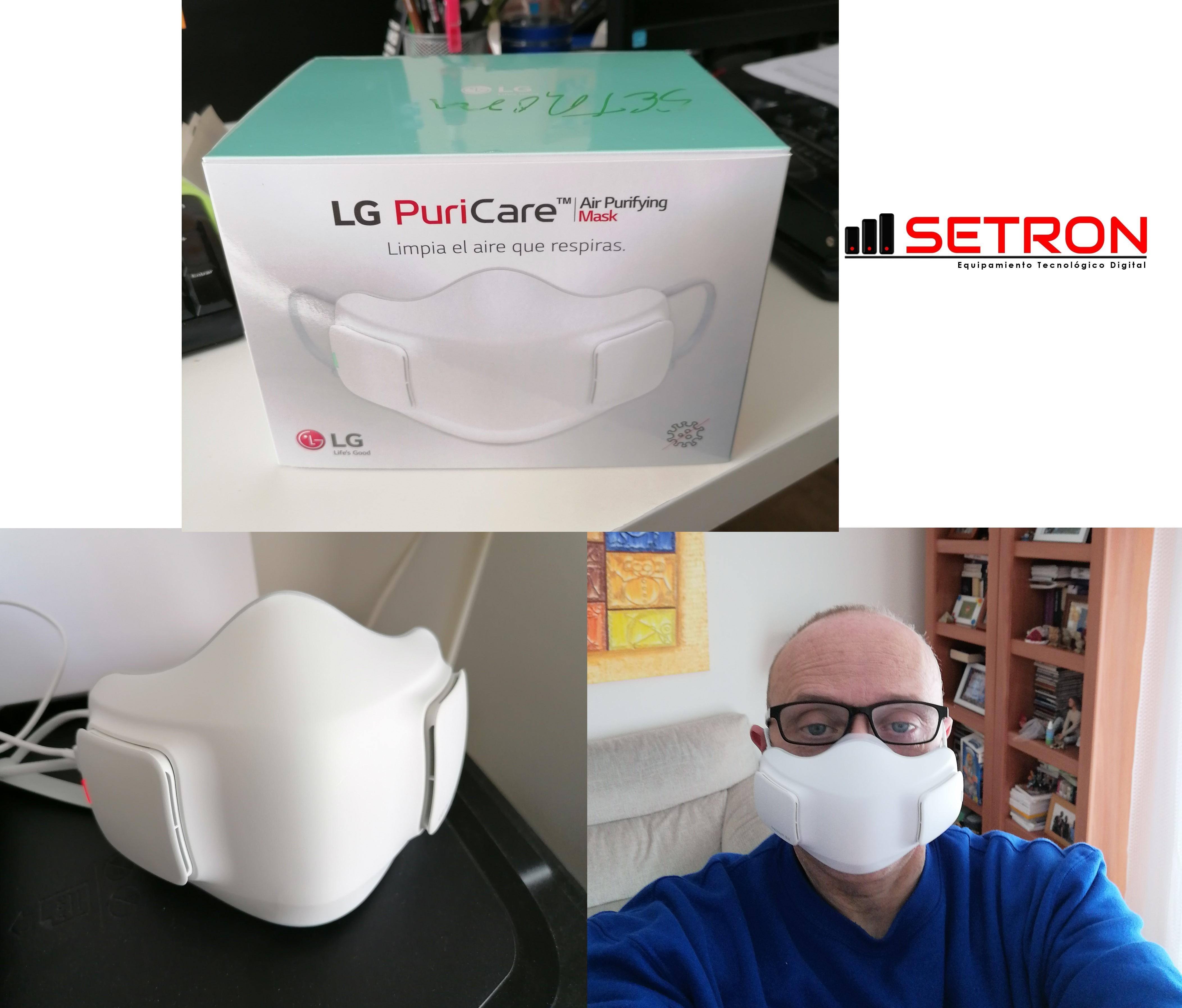 LG Puri Care Setron