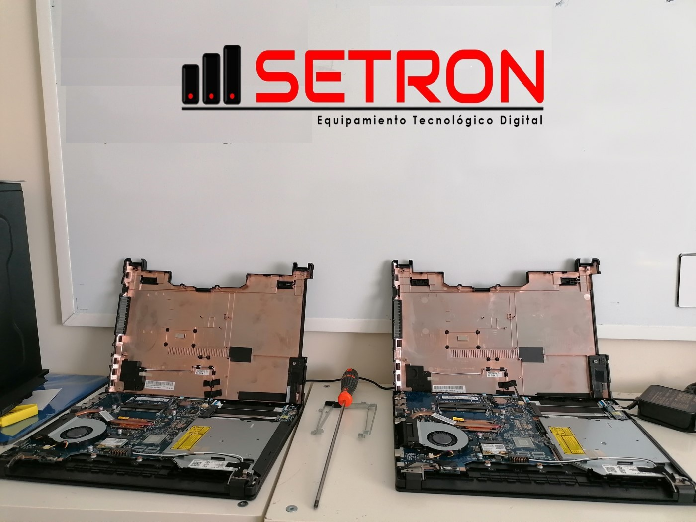 Reparación de portátiles