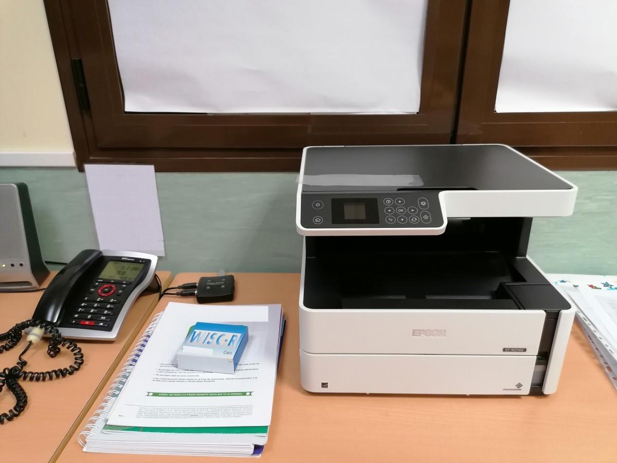 Impresora Epson ET M2140