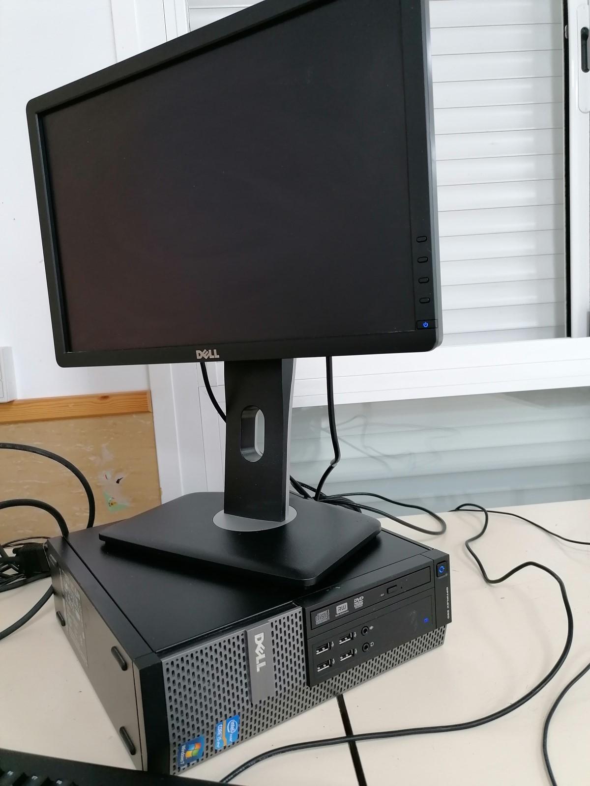 Equipo reacondicionado Dell