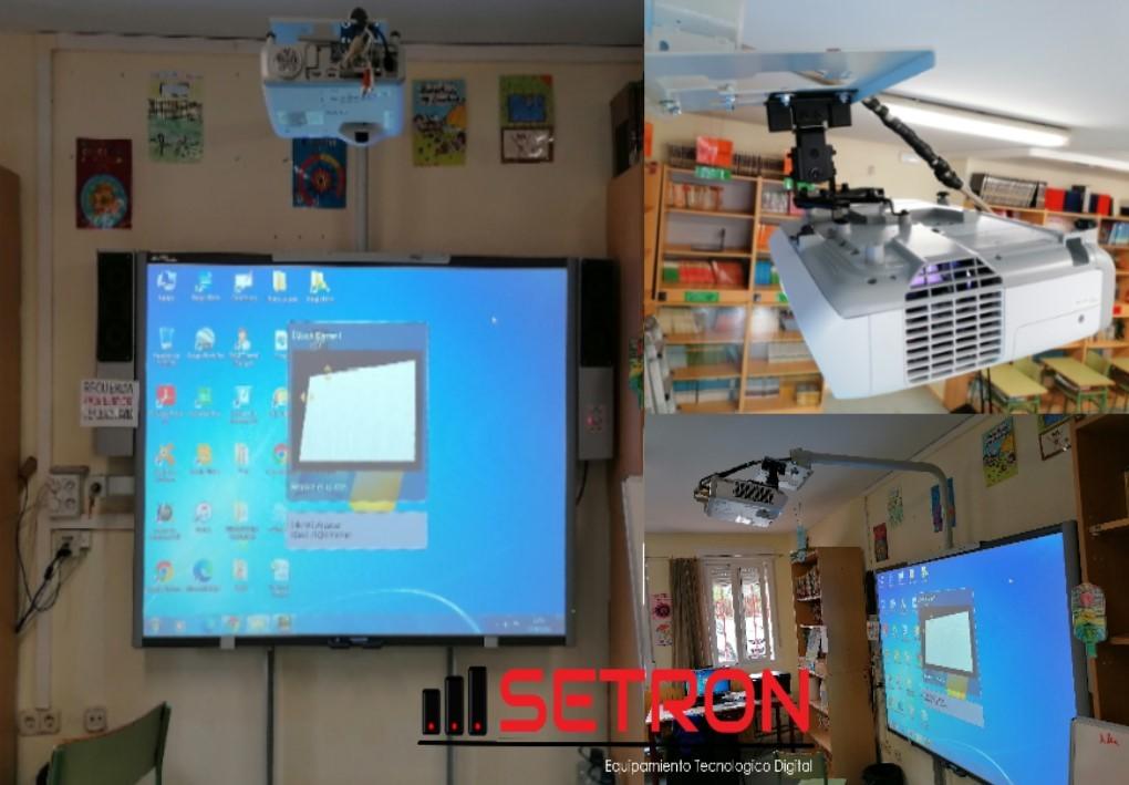 Instalacion Epson EB-530