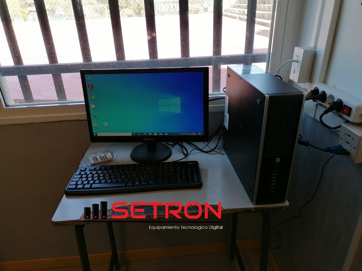 Instalacion HP 8300 Core I5