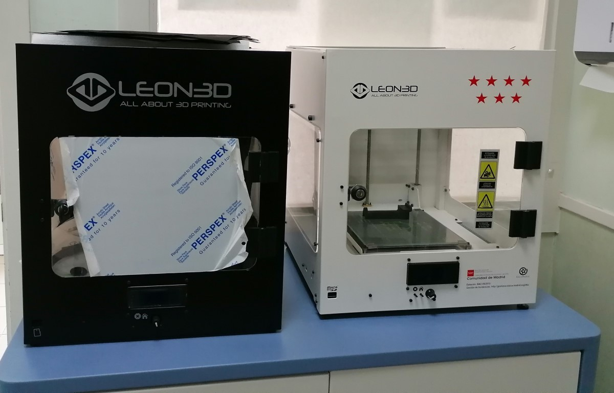 Impresora Leon 3d