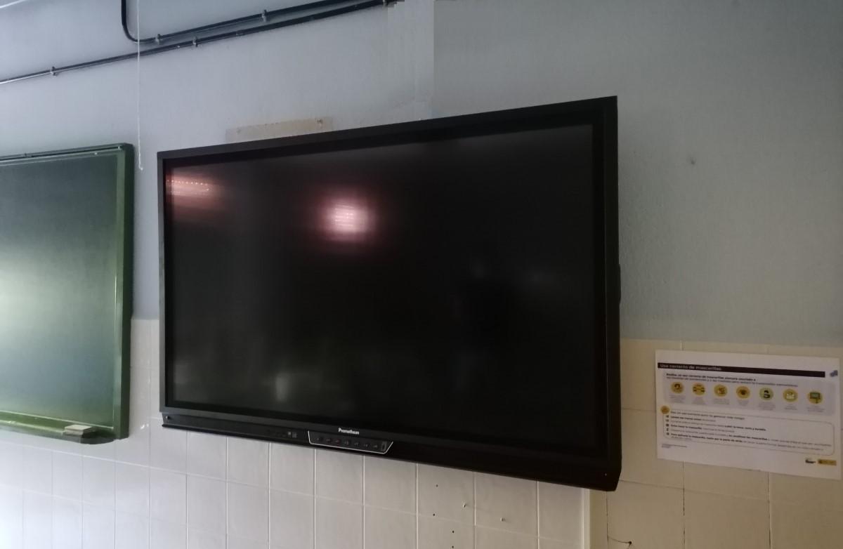Carmenta Monitor Promethean Titanio