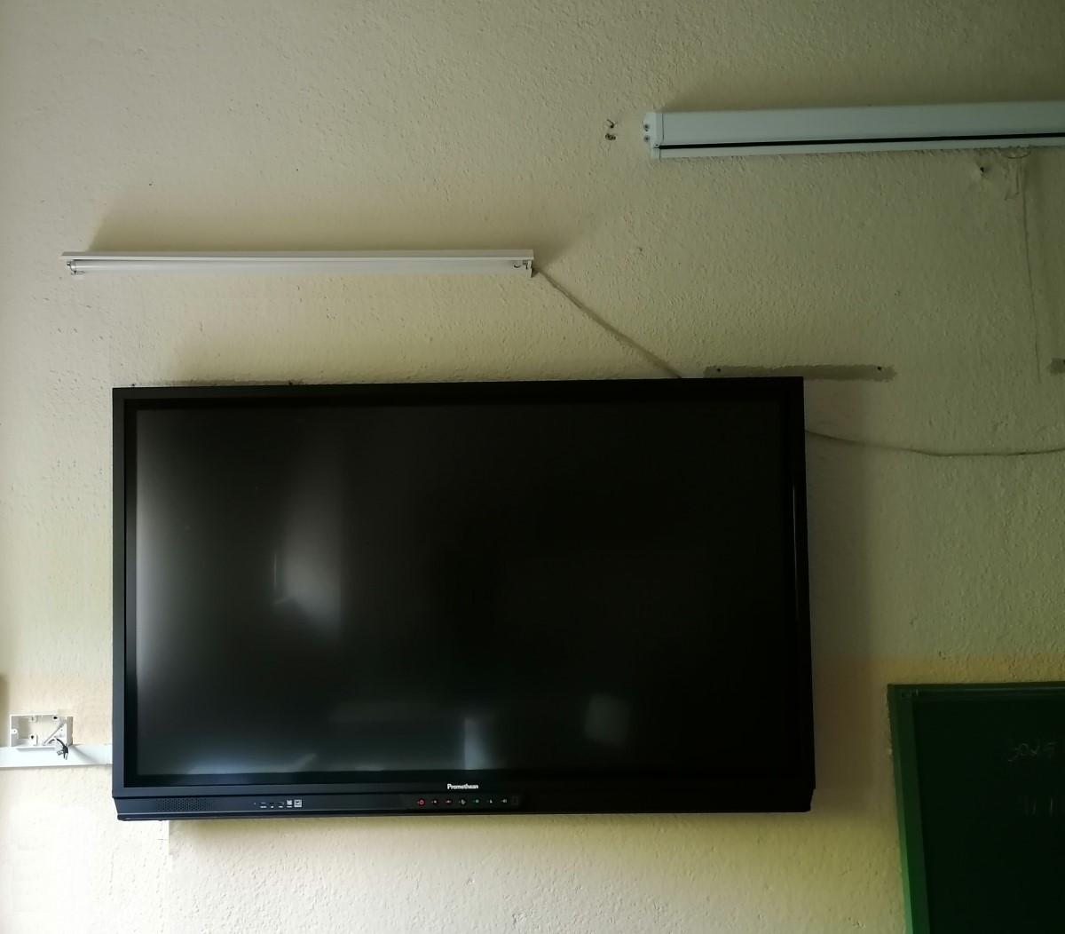 Monitor interactivo Cobalto 75