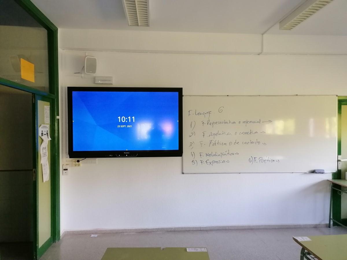 Monitor Promethean Titanio